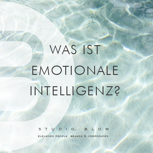 Studio Blom | Emotionale Intelligenz in Unternehmen